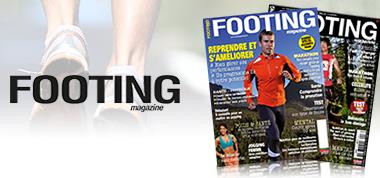 vente privée sport footing magazine janvier 2013 sur privatesportshop.com