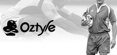 vente privée equipement rugby OZTYLE janvier 2013 sur privatesportshop.com