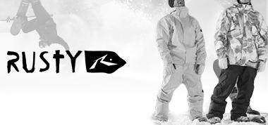 vente privée ski/snow RUSTY janvier 2013 sur privatesportshop.com