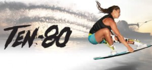 vente privée wakesurf Ten 80 aout 2013 sur privatesportshop