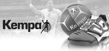 vente privée handball Kempa sur privatesportshop.com