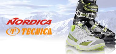 vente privée Nordica et Technica janvier 2013 sur privatesportshop.com