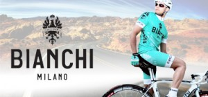 vente privée textile cycle Bianchi Milano juin 2013 sur privatesportshop